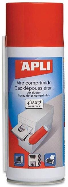 SPRAY AIRE COMPRIMIDO 500ML  APLI