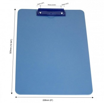 CARPETA DETECTABLE BASE Y PINZA