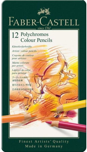 LAPICES FABER-CASTELL POLYCHROMOS