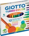 ROTULADORES GIOTTO 12 UDS.