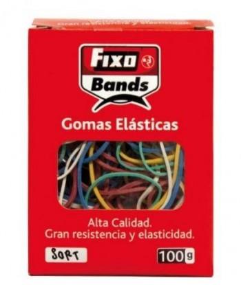 ELASTICOS BOLSA 100 GRS SURTIDOS FIXO