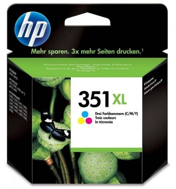 CARTUCHO HP 351XL COLOR