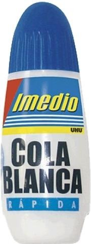 COLA BLANCA 100 G. IMEDIO - UHU