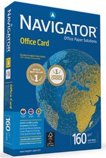 PAPEL NAVIGATOR 160g A4 OFFICE CARD