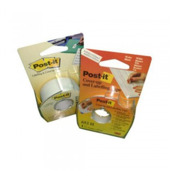 CORRECTOR CINTA POST-IT 2 LINEAS3M