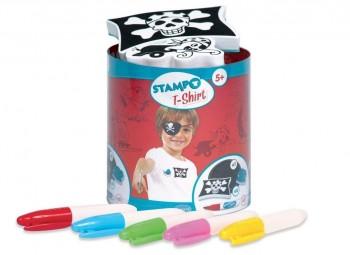 STAMPO T-SHIRT PIRATAS