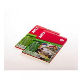 ETIQUETA CD-DVD GLOSY INKJET FOT.20