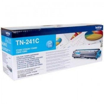 TONER BROTHER TN241C HL3140--MFC9130 CYAN