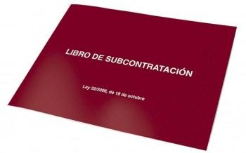 LIBRO SUBCONTRATISTA DOHE