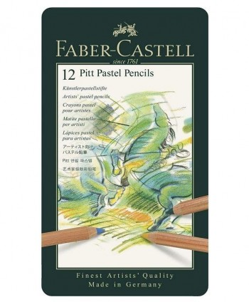 LAPICES FABER-CASTELL PITT PASTEL