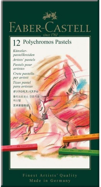 PASTELES POLYCHROMOS FABER-CASTELL