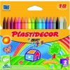 CERAS PLASTIF. PLASTIDECOR 18 UDS,.