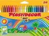 CERAS PLASTIF. PLASTIDECOR 24 UDS,.