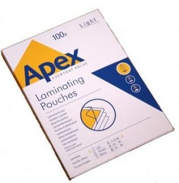 BOLSA PLASTIFICAR A4 80 MICRAS APEX
