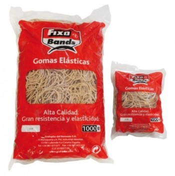 ELASTICO BOLSA 1 KG FIXO