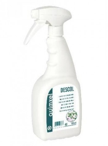 DESINFECTANTE HIDROALCOHOLICO DESCOL 750ML
