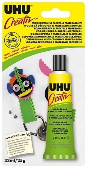 PEGAMENTO UHU GOMA EVA 33 ML