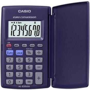 CALCULADORA CASIO HL-820VER 8 DIGITOS