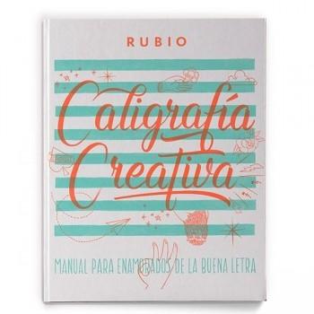 LIBRO LETTERING RUBIO CALIGRAFIA CREATIVA 1