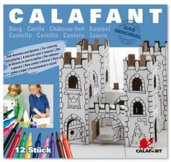 CALAFANT CASTILLO NIVEL 2 + ROTULAD