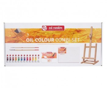 SET PINTURA OLEO ART CREATION COMBI EXPRESION