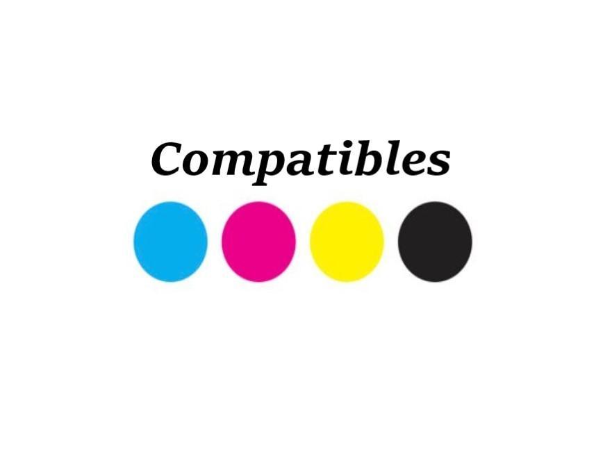 CONSUMIBLE DE IMPRESIÓN COMPATIBLE